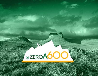 DE ZERO A 600